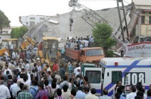 В Азербайджане обрушилось здание больницы