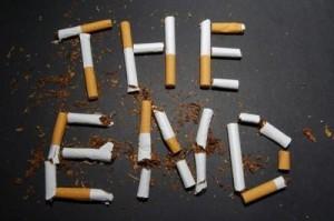 бросили курить