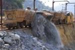 объемы добычи металлов
