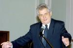 президент Чехии