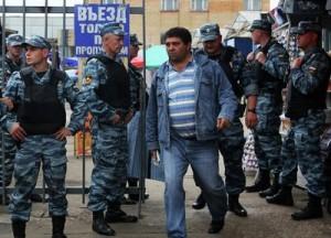 проверки на овощебазах и рынках Москвы