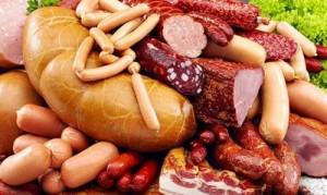 украинские колбасы