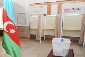 выборы в Азербайджане