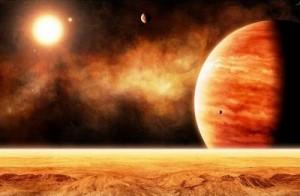 живые организмы с Марса