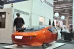 Автомобиль из 3D-принтера