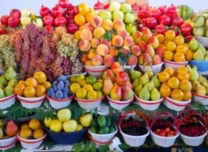 Экспорт армянских фруктов