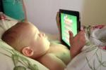 Малыши и планшеты