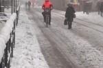 Зима пожаловала в Францию