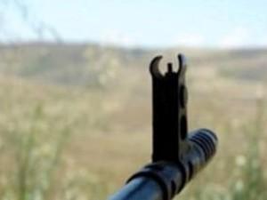 обстрел