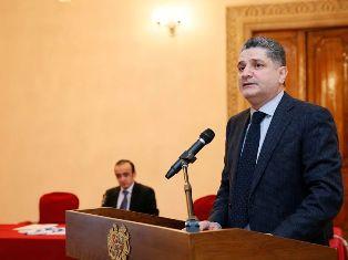 Премьер Армении
