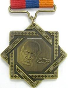 medal-Vilyam-Saroyan