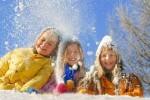 школьные зимние каникулы