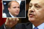 сын премьера Турции
