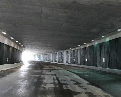 тоннель на Почтовой площади