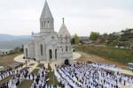 Большая Арцахская свадьба