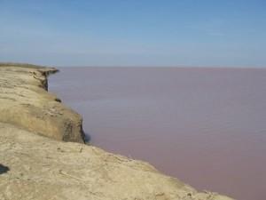 На озере Сиваш