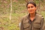 курдская активистка