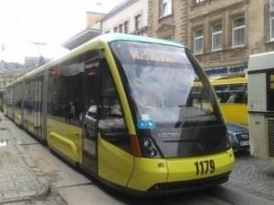 львовские трамваи