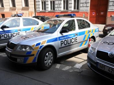 полиция Праги