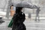 сильные дожди с мокрым снегом