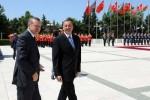 Эрдоган и Алиев