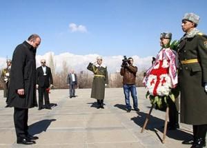 Маргвелашвили в Ереване