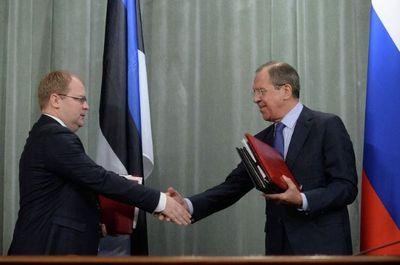 Россия и Эстония