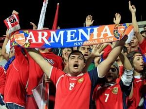 Сборная Армении