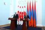 Серж Саргсян и Георгий Маргвелашвили