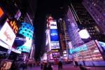 Таймс-сквер в Нью-Йорке