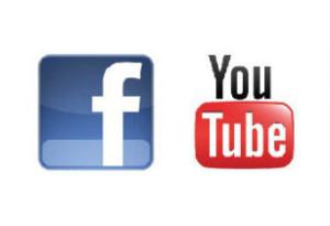 YouTube и Facebook