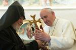 Католикос Папа франциск