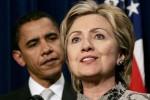 Обама и Клинтон