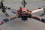 летающий 3D-принтер