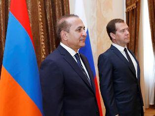 Абрамян и Медведев