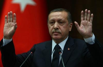 Эрдоган назвал террористические организации единственной целью турецкой операции в Сирии
