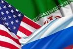 США РФ Иран