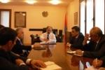 Армен Мурадян и Арут Сасунян
