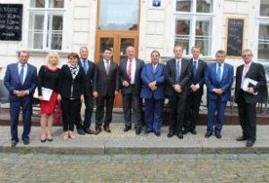 Чешские парламентарии