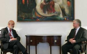 Эдвард Налбандян и Лукаш Абгарович