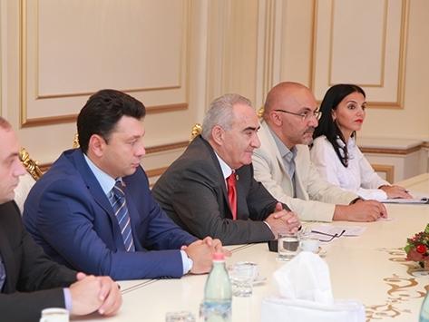Ереван и Минск