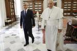 Папа Римский Франциск и президент Армении