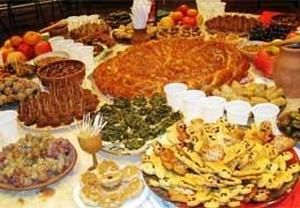 Армянские праздничные блюда