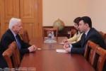 Эдуард Шармазанов и Арто Тавитян