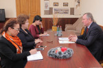 Эрмине Нагдалян и Иван Кухта