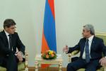Ежи Новаковски и Серж Саркисян