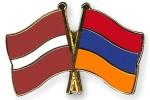 Латвия и Армени