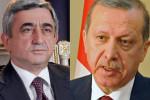 Саргсян и Эрдоган