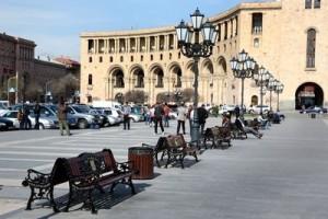 Yerevan hraparak