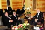 Армянские депутаты Ливана